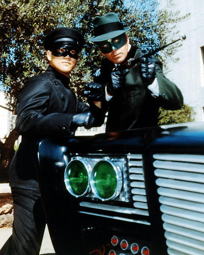 This is an image of 254078 The Green Hornet Photograph & Poster