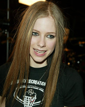 This is an image of 254539 Avril Lavigne Photograph & Poster
