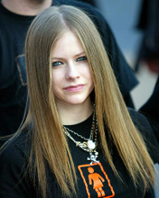 This is an image of 254822 Avril Lavigne Photograph & Poster