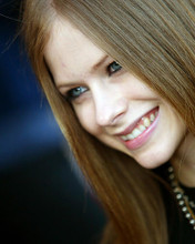 This is an image of 254824 Avril Lavigne Photograph & Poster