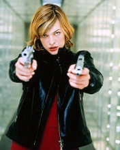 This is an image of 255029 Milla Jovovich Photograph & Poster