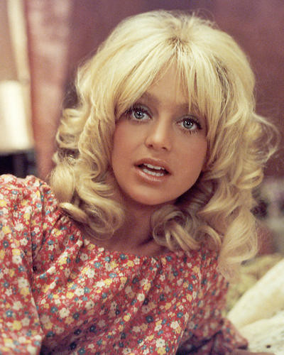This is an image of 255297 Goldie Hawn Photograph & Poster