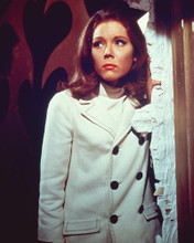 This is an image of 255431 Diana Rigg Photograph & Poster