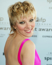 This is an image of 255716 Scarlett Johansson Photograph & Poster