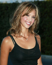 This is an image of 255834 Jessica Alba Photograph & Poster