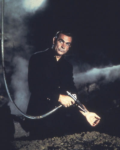 This is an image of 255889 Sean Connery Photograph & Poster
