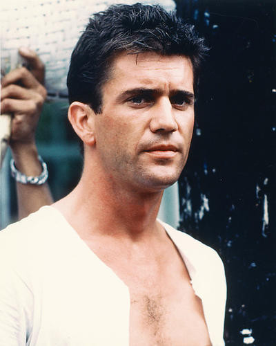 This is an image of 255932 Mel Gibson Photograph & Poster