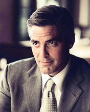 This is an image of 256141 George Clooney Photograph & Poster