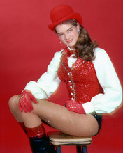 This is an image of 256276 Brooke Shields Photograph & Poster