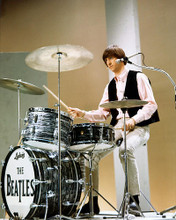 This is an image of 256575 Ringo Starr Photograph & Poster