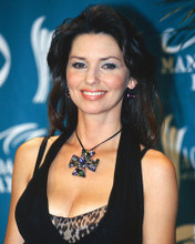 This is an image of 256587 Shania Twain Photograph & Poster
