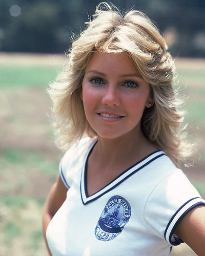 This is an image of 257318 Heather Locklear Photograph & Poster