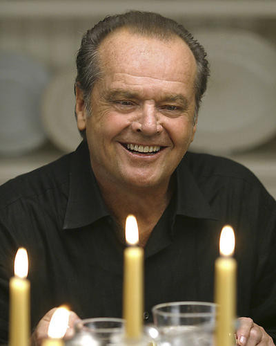 This is an image of 258011 Jack Nicholson Photograph & Poster