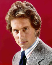 This is an image of 258496 Michael Douglas Photograph & Poster