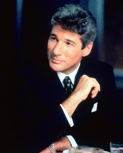 This is an image of 258545 Richard Gere Photograph & Poster