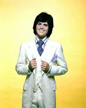 This is an image of 258677 Donny Osmond Photograph & Poster