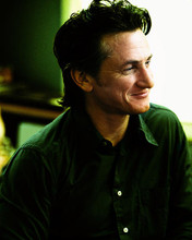 This is an image of 258684 Sean Penn Photograph & Poster