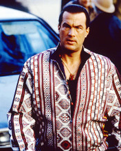 This is an image of 258714 Steven Seagal Photograph & Poster