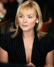 This is an image of 259310 Kim Cattrall Photograph & Poster