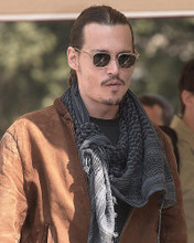 This is an image of 262159 Johnny Depp Photograph & Poster