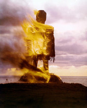 This is an image of 263147 The Wicker Man Photograph & Poster