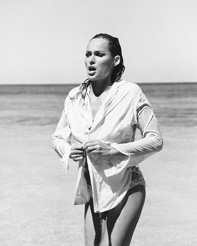 This is an image of 174962 Ursula Andress Photograph & Poster