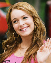 This is an image of 264624 Lindsay Lohan Photograph & Poster