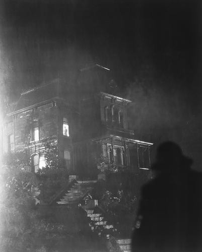 This is an image of 176580 Psycho Photograph & Poster