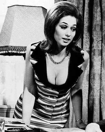This is an image of 178478 Valerie Leon Photograph & Poster