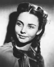This is an image of 178276 Jennifer Jones Photograph & Poster