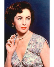 This is an image of 264887 Elizabeth Taylor Photograph & Poster