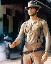 This is an image of 265016 Terence Hill Photograph & Poster