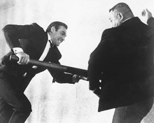 This is an image of 178048 Goldfinger Photograph & Poster