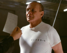 This is an image of 253462 Anthony Hopkins Photograph & Poster
