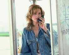 This is an image of 254362 Geena Davis Photograph & Poster