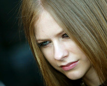 This is an image of 254823 Avril Lavigne Photograph & Poster