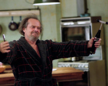 This is an image of 255399 Jack Nicholson Photograph & Poster
