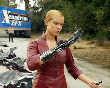 This is an image of 256202 Kristanna Loken Photograph & Poster