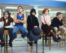 This is an image of 256623 The Breakfast Club Photograph & Poster