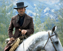This is an image of 257162 Clint Eastwood Photograph & Poster