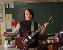 This is an image of 258415 Jack Black Photograph & Poster
