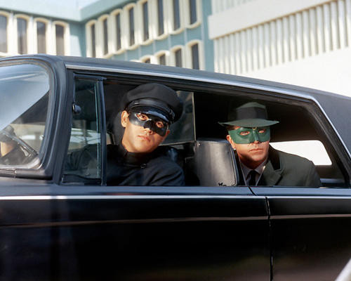This is an image of 259415 The Green Hornet Photograph & Poster
