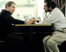 This is an image of 264333 Robert De Niro & Martin Scorsese Photograph & Poster