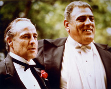 This is an image of 264564 The Godfather Photograph & Poster