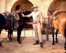 This is an image of 264907 Clint Walker Photograph & Poster