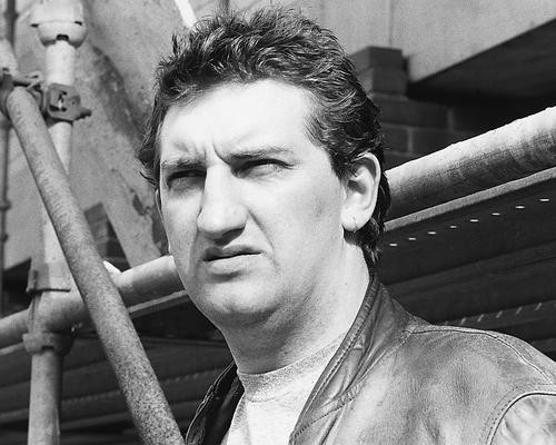 This is an image of 172085 Jimmy Nail Photograph & Poster