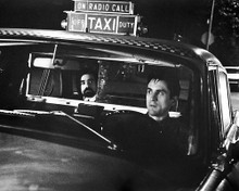 This is an image of 173278 Taxi Driver Photograph & Poster