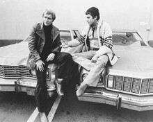 This is an image of 174726 Starsky and Hutch Photograph & Poster