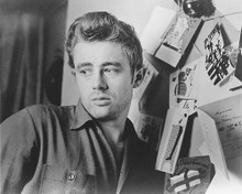 This is an image of 175371 James Dean Photograph & Poster