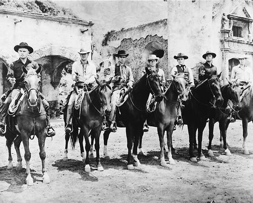 This is an image of 176594 The Magnificent Seven Photograph & Poster